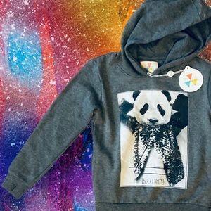 Brand New w/Tags ✨ Little ELEVENPARIS Panda Hoodie